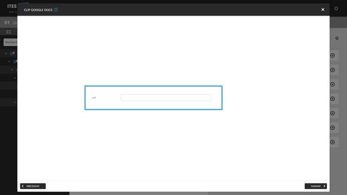 4 - Enter URL